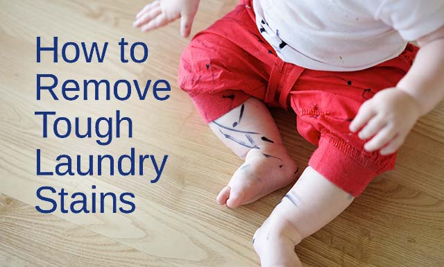 Baby Stain Remover