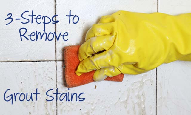 OxiClean Grout