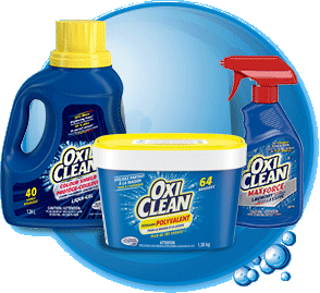 OxiClean products