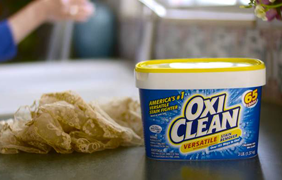 OxiClean Removes Impossible Stain