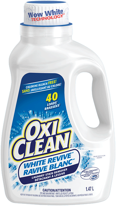 Stains | Stain Removers | OxiClean™ White Revive™ Laundry Stain
