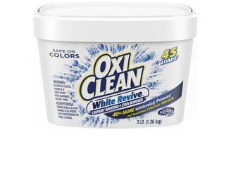 Oxiclean Quitamanchas Para Ropa Oxiclean White Revive