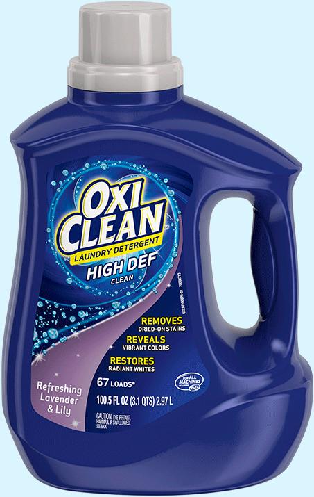 Oxiclean Oxiclean White Revive Liquid