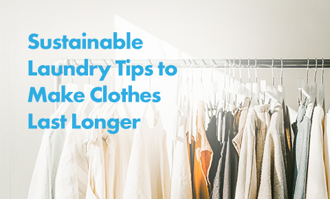 Sustainable Laundry Tips