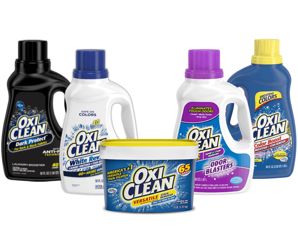 Stain Remover Amp Laundry Detergent Coupons Oxiclean Coupons