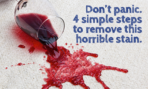 Stain Removal Tips