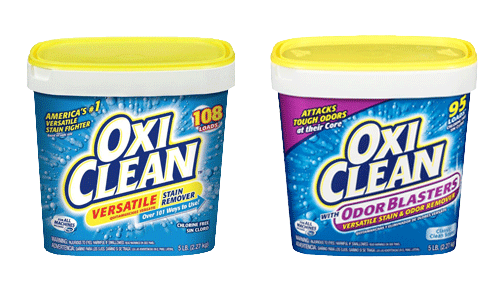 OxiClean Brand Products